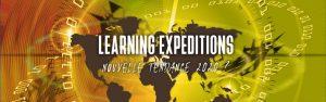 Learning Expeditions et voyage événementiel