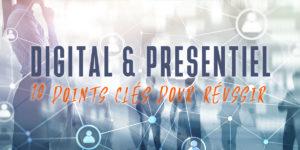 événement hybride digital et présentiel